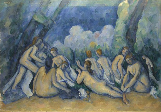 1200px-Paul_Cézanne_-_Bathers_(Les_Grandes_Baigneuses)_-_Google_Art_Project