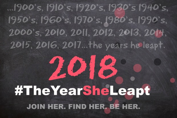 The Year She Leapt